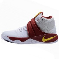 Кроссовки Nike Kyrie 2 White/Red