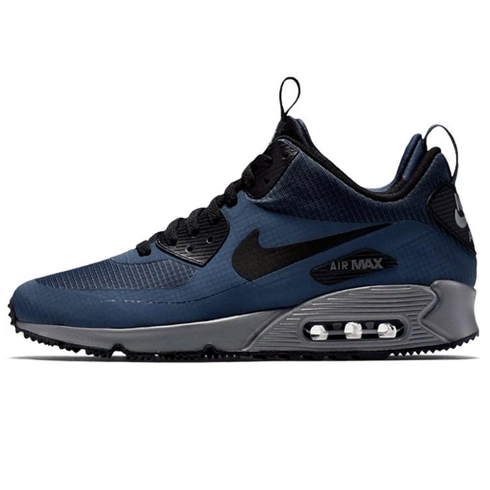 f1d3905d Кроссовки Nike Air Max 90 Mid Winter Blue