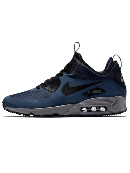 Кроссовки Nike Air Max 90 Mid Winter Blue