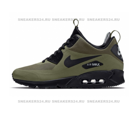 Кроссовки Air Max 90 Mid Winter Green