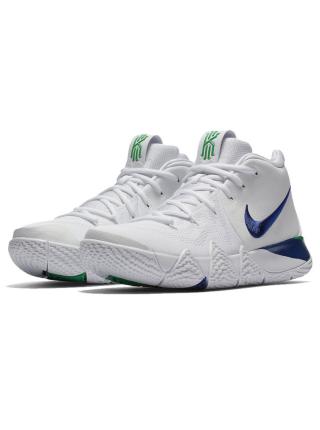 Кроссовки Nike Kyrie 4 White/Blue