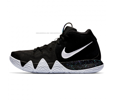 Кроссовки Nike Kyrie 4 Black/White