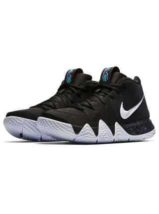 Кроссовки Nike Kyrie 4 Black/White