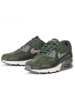 Кроссовки Nike Air Max 90 Green/Black/White