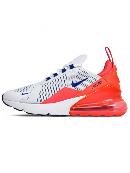 Кроссовки Nike Air Max 270 White/Pink