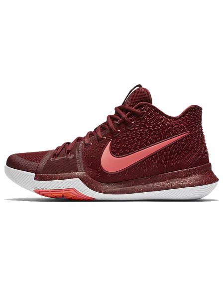 Кроссовки Nike Kyrie 3 Hot Punch Burgundy