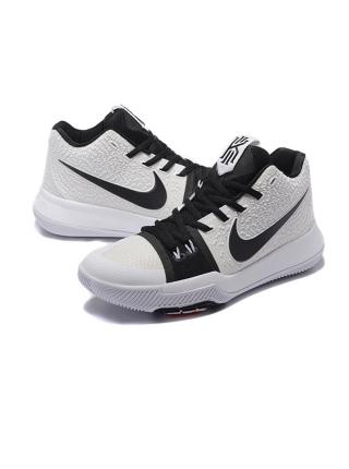 Кроссовки Nike Kyrie 3 White/Black