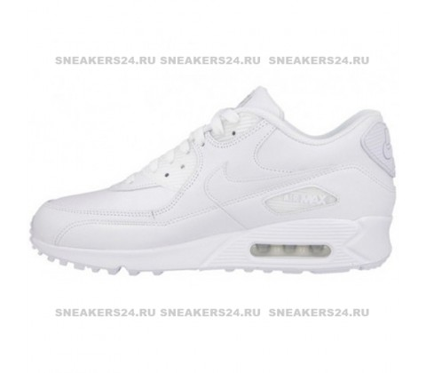 Кроссовки Nike Air Max 90 Leather White