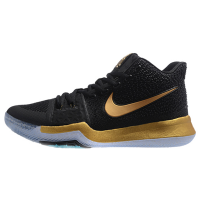 Кроссовки Nike Kyrie 3 Black/Golden
