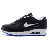 Кроссовки Nike Air Max 90 LTR Black/White/Hyper Cobalt