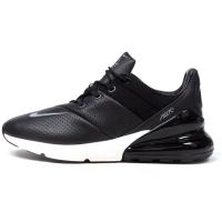 Кроссовки Nike Air Max 270 Premium Leather Black/White