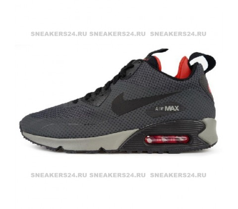 "Кроссовки Nike Air Max 90 Utility ""Print"" Pack Grey"