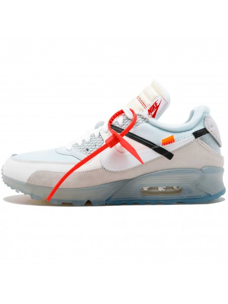Кроссовки Nike Air Max 90 OFF White X ICE