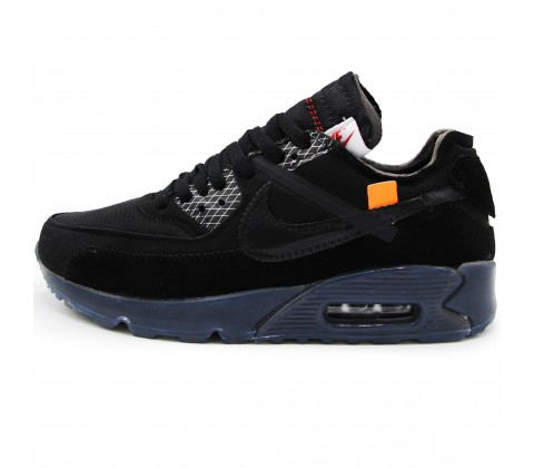 Кроссовки Nike Air Max 90 x OFF White Black
