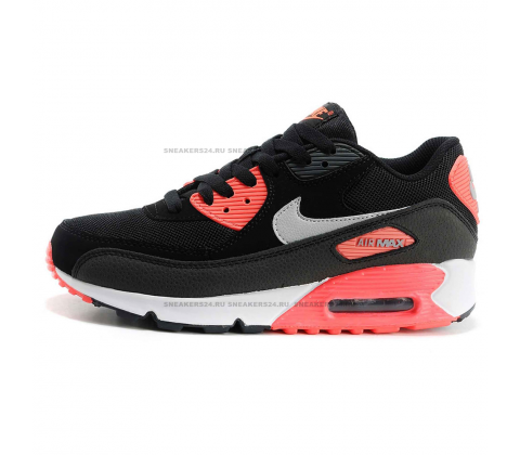 Кроссовки Nike Air Max 90 Black/Red
