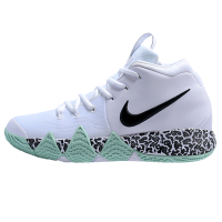 Кроссовки Nike Kyrie 4 White/Green