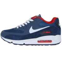 Кроссовки Nike Air Max 90 HYP Premium Blue/White