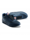 Кроссовки Nike Air Max 90 HyperFuse Independence Day Dark Blue
