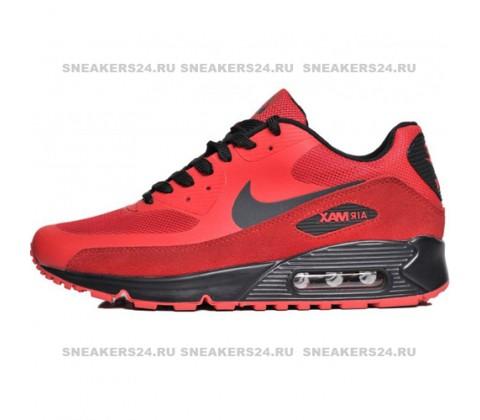 Кроссовки Nike Air Max 90 HYP Premium Red