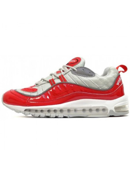 Кроссовки Nike Air Max 98 Red/Grey
