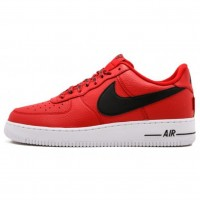 Кроссовки Nike Air Force 1 LV8 NBA Red/Black