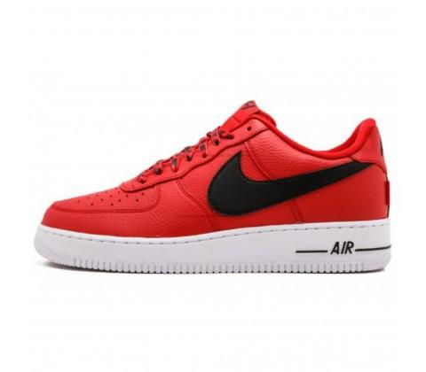 Кроссовки Nike Air Force 1 LV8 NBA Red/Black