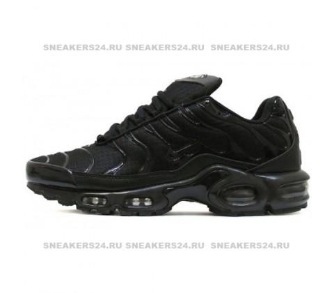 Кроссовки Nike Air Max Plus TN Black