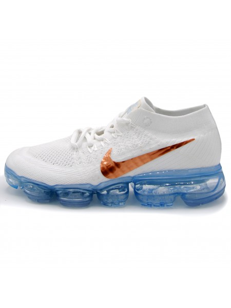Кроссовки Nike Air VaporMax Explorer Light Summit White Hydrogen Blue