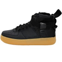 Кроссовки Nike SF Air Force 1 Mid Colorways Black