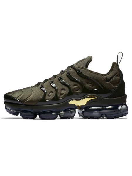Кроссовки Nike Air VaporMax Plus Olive/Green