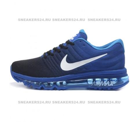Кроссовки Nike Air Max 2017 Blue/Black