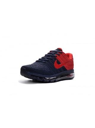 Кроссовки Nike Air Max 2017 KPU Red/Blue