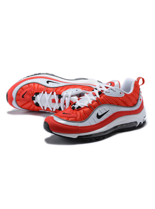 "Кроссовки Nike Air Max 98 ""Gym Red"" Red/White"