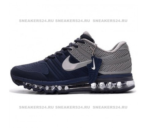 Кроссовки Nike Air Max 2017 KPU Gray/Blue