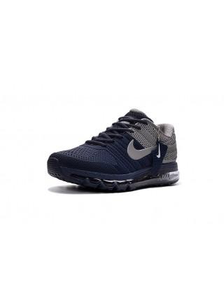 Кроссовки Nike Air Max 2017 KPU Gray/Blue