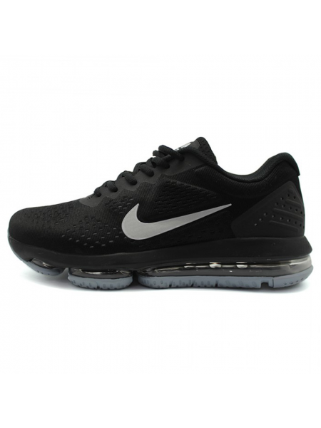 Кроссовки Nike Air Max 2018 Black/Silver