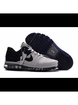 Кроссовки Nike Air Max 2017 KPU Grey/Black