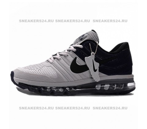 Кроссовки Nike Air Max 2017 KPU Grey/Black