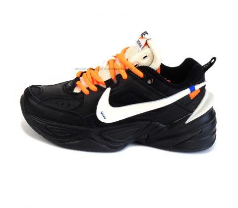 Кроссовки Nike M2K Tekno x Off White Black