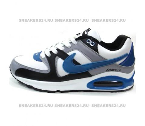 Кроссовки Nike Air Max Skyline Command White/Blue
