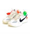 Кроссовки Nike M2K Tekno x Off White White