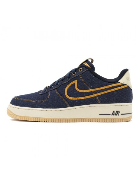 Кроссовки Nike Air Force 1'07 Blue Jeans