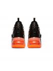 Кроссовки Nike Air Force 270 Safari Black/Orange
