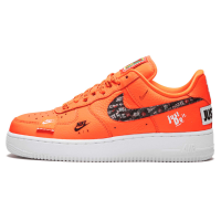 Кроссовки Nike Air Force 1'07 Orange