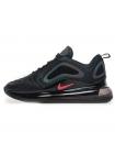 Кроссовки Nike Air Max 720 Black/Red