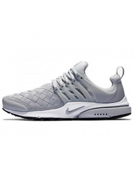 Кроссовки Nike Air Presto Woven Ghost Grey