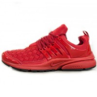 Кроссовки Nike Air Presto Woven Red