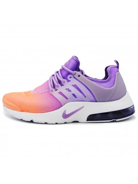 Кроссовки Nike Air Presto Purple/Orange