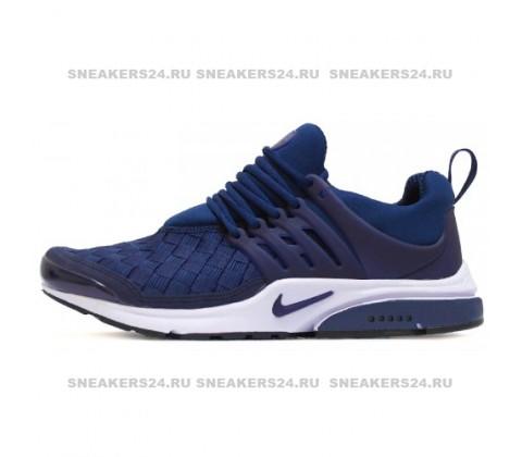 Кроссовки Nike Air Presto V Navy/White