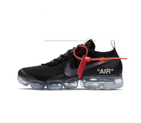 Кроссовки Nike Air Vapormax x Off White Black